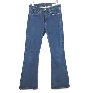 💎3/$25 Rag & Bone High Rise Bell Stretch Jeans